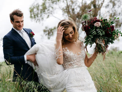 Elyce + James // Hentley Farm, Barossa Valley