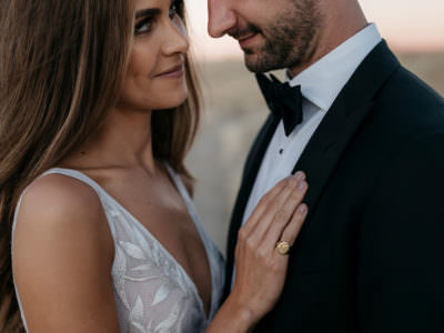 Jessica + George // Kingsford Homestead, South Australia